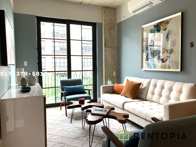 1 Bedroom, Williamsburg Rental in NYC for $3,438 - Photo 1