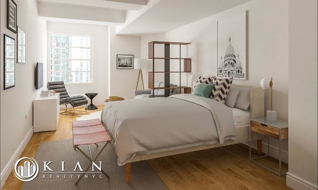 Studio, Financial District Rental in NYC for $3,112 - Photo 1