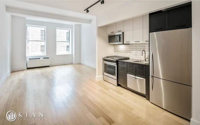 Studio, Financial District Rental in NYC for $2,612 - Photo 1