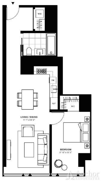 1 Bedroom, Murray Hill Rental in NYC for $5,270 - Photo 2