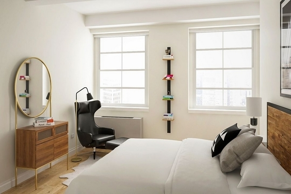 1 Bedroom, Financial District Rental in NYC for $5,895 - Photo 2