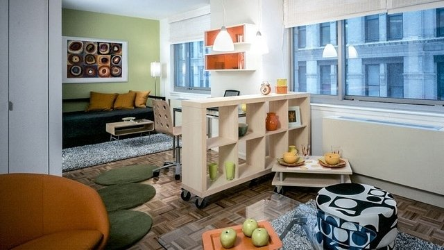 Studio, Civic Center Rental in NYC for $3,125 - Photo 1