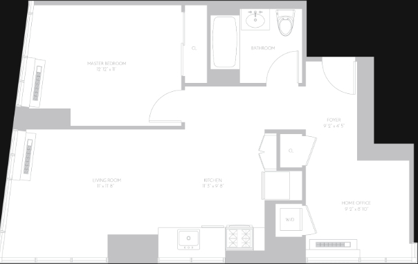 1 Bedroom, Murray Hill Rental in NYC for $5,550 - Photo 2