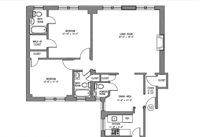 2 Bedrooms, Upper East Side Rental in NYC for $7,550 - Photo 2