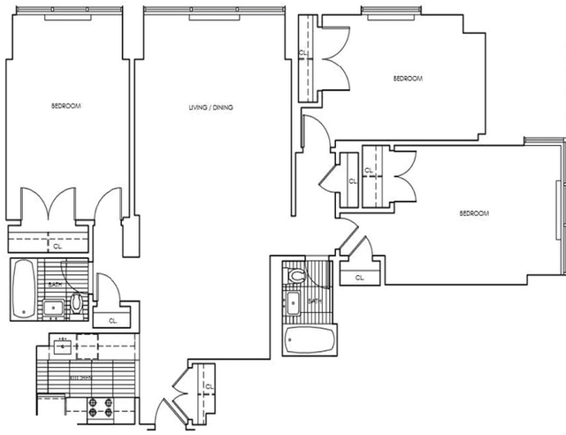 3 Bedrooms, Upper East Side Rental in NYC for $6,650 - Photo 2
