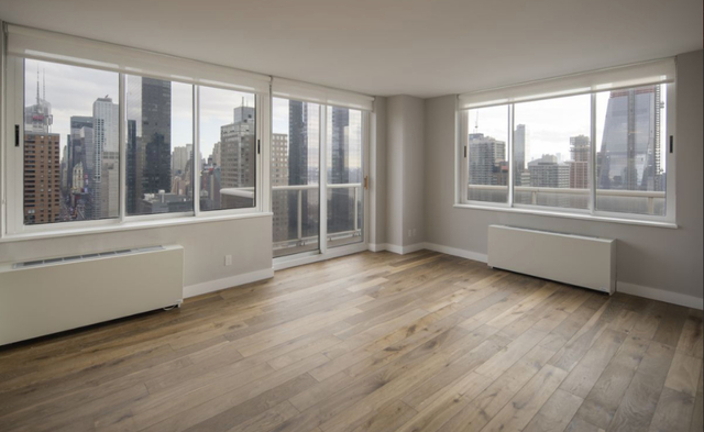 2 Bedrooms, Hell's Kitchen Rental in NYC for $6,514 - Photo 2