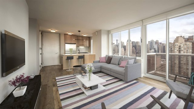 2 Bedrooms, Hell's Kitchen Rental in NYC for $6,514 - Photo 1