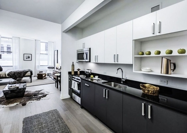 Studio, Financial District Rental in NYC for $3,455 - Photo 1