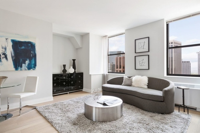 1 Bedroom, Financial District Rental in NYC for $4,635 - Photo 1