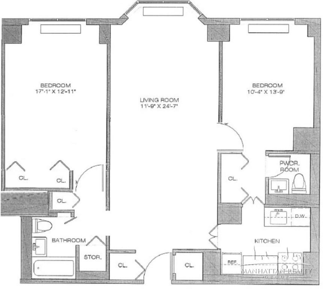 2 Bedrooms, Turtle Bay Rental in NYC for $4,810 - Photo 2