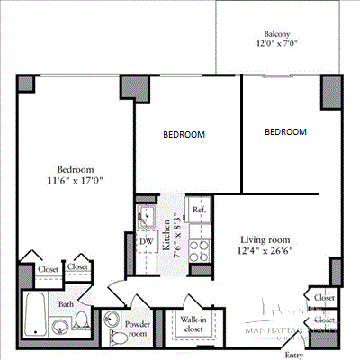2 Bedrooms, Murray Hill Rental in NYC for $5,110 - Photo 2