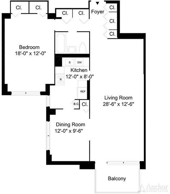 2 Bedrooms, Upper East Side Rental in NYC for $5,491 - Photo 2