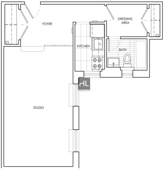 Studio, Gramercy Park Rental in NYC for $3,695 - Photo 2