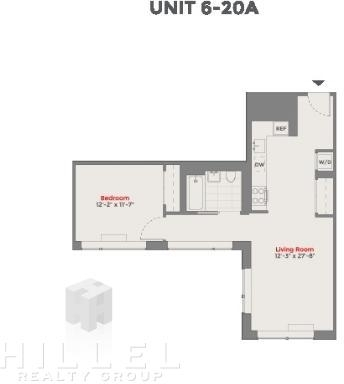 1 Bedroom, Prospect Heights Rental in NYC for $3,575 - Photo 2