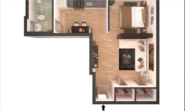 Studio, Alphabet City Rental in NYC for $2,658 - Photo 2