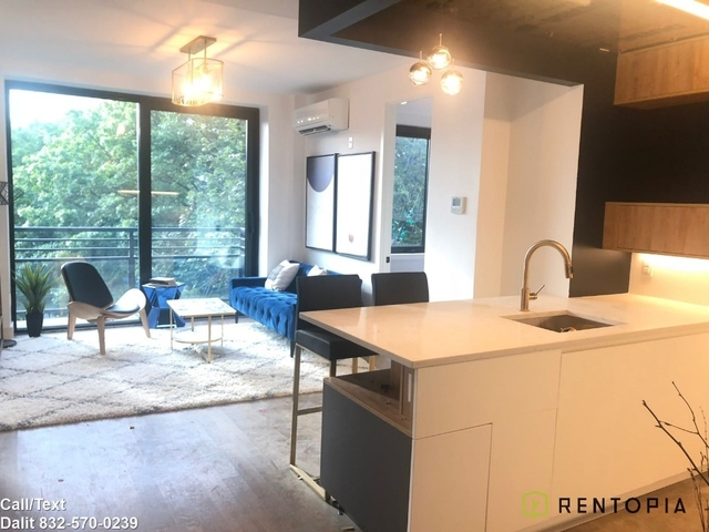 2 Bedrooms, East Williamsburg Rental in NYC for $4,499 - Photo 2