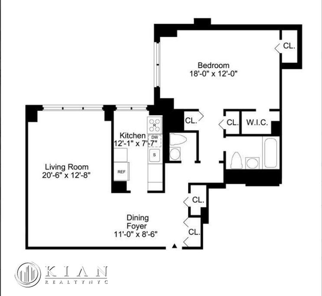 1 Bedroom, Sutton Place Rental in NYC for $4,594 - Photo 2