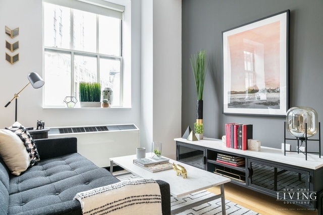 1 Bedroom, Financial District Rental in NYC for $3,440 - Photo 1