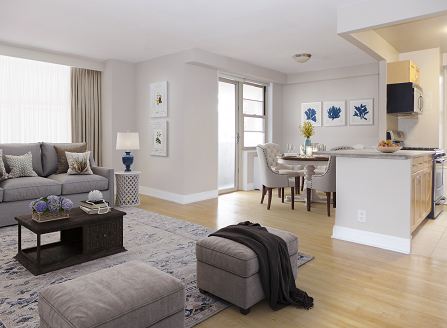 1 Bedroom, Tribeca Rental in NYC for $5,665 - Photo 2