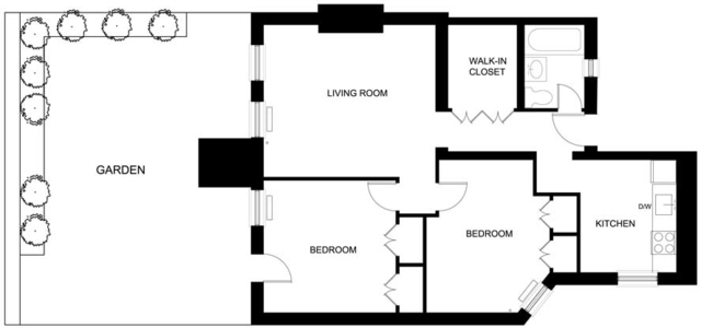 2 Bedrooms, Yorkville Rental in NYC for $3,365 - Photo 2