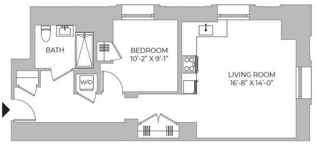 1 Bedroom, Morningside Heights Rental in NYC for $3,895 - Photo 2