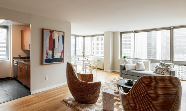 1 Bedroom, Financial District Rental in NYC for $3,383 - Photo 1