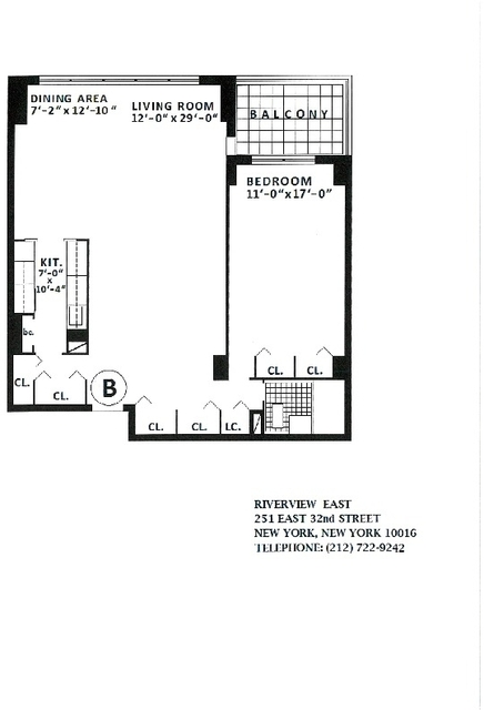 1 Bedroom, Rose Hill Rental in NYC for $4,325 - Photo 2