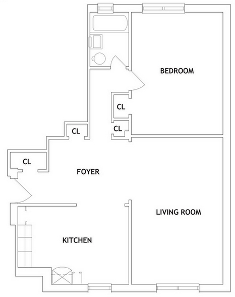 1 Bedroom, Rego Park Rental in NYC for $2,142 - Photo 2