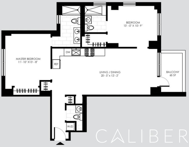 2 Bedrooms, Yorkville Rental in NYC for $6,050 - Photo 1