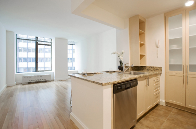 Studio, Financial District Rental in NYC for $3,252 - Photo 1