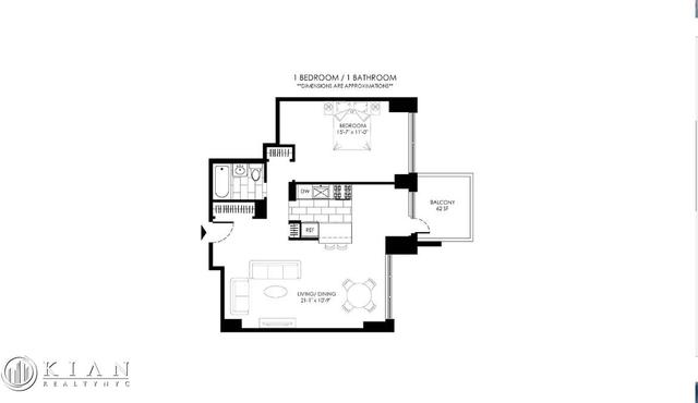 1 Bedroom, Pelham Parkway Rental in NYC for $2,000 - Photo 2