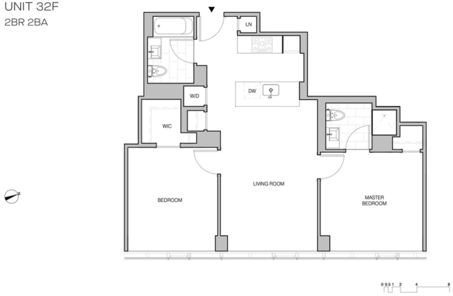 2 Bedrooms, Williamsburg Rental in NYC for $5,829 - Photo 2