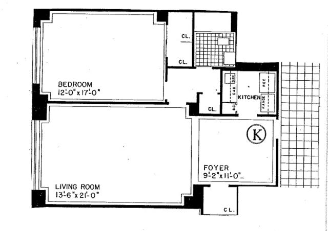 1 Bedroom, Midtown East Rental in NYC for $3,850 - Photo 2