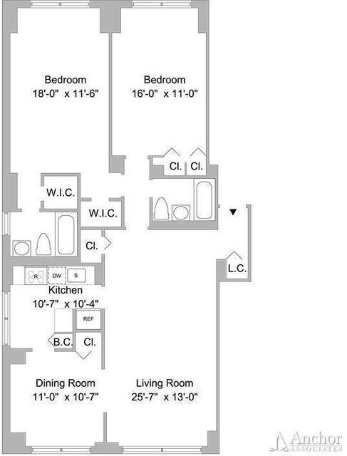 3 Bedrooms, Yorkville Rental in NYC for $6,091 - Photo 2