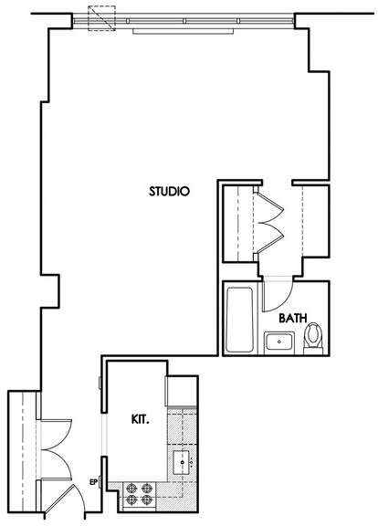 Studio, Upper West Side Rental in NYC for $3,095 - Photo 2