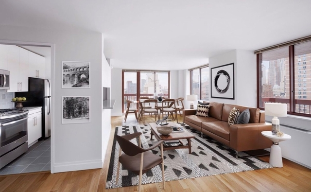 1 Bedroom, Theater District Rental in NYC for $3,945 - Photo 2