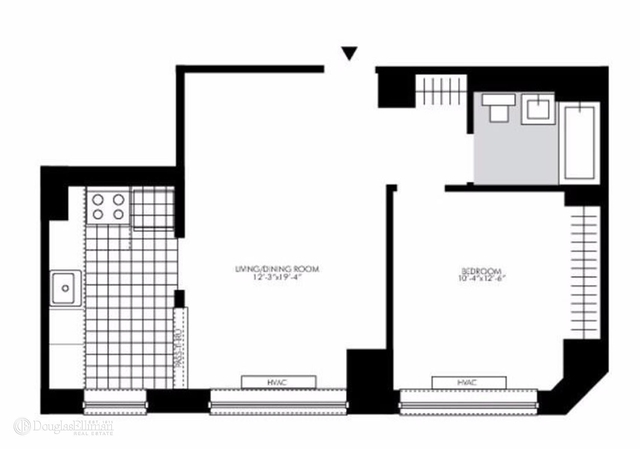 1 Bedroom, Rose Hill Rental in NYC for $3,868 - Photo 2