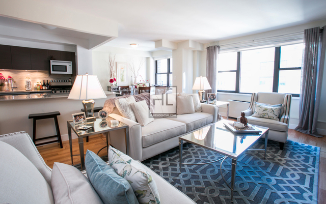 1 Bedroom, Rose Hill Rental in NYC for $3,392 - Photo 2