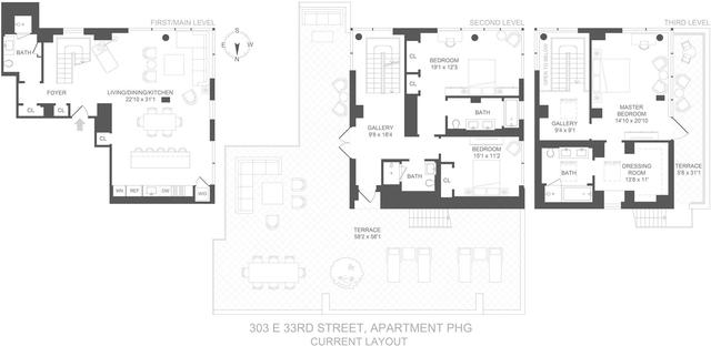 3 Bedrooms, Kips Bay Rental in NYC for $20,000 - Photo 2