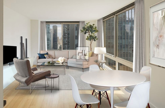 1 Bedroom, Theater District Rental in NYC for $4,033 - Photo 2