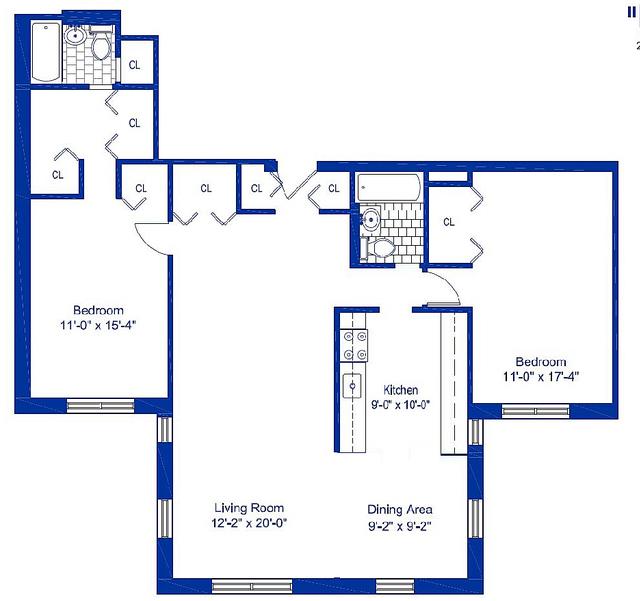 2 Bedrooms, Pelham Parkway Rental in NYC for $2,499 - Photo 2