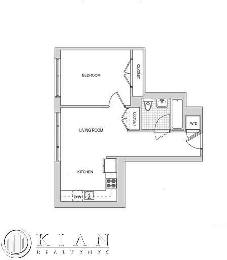 1 Bedroom, Bedford-Stuyvesant Rental in NYC for $2,907 - Photo 1