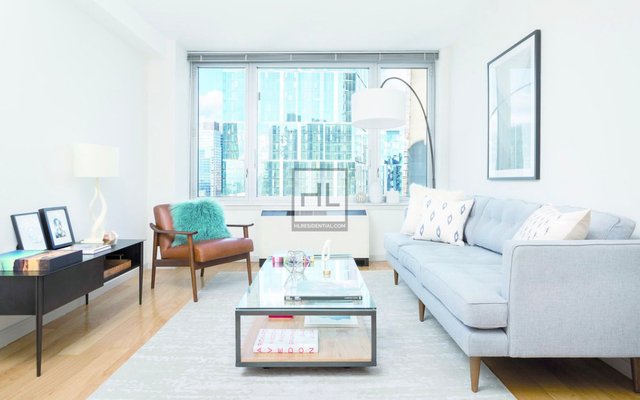 2 Bedrooms, Hell's Kitchen Rental in NYC for $5,547 - Photo 1