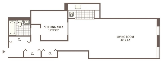 Studio, Upper East Side Rental in NYC for $3,433 - Photo 2