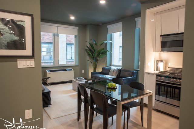 1 Bedroom, Financial District Rental in NYC for $5,908 - Photo 1