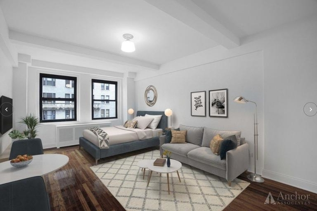 Studio, Upper West Side Rental in NYC for $2,614 - Photo 1