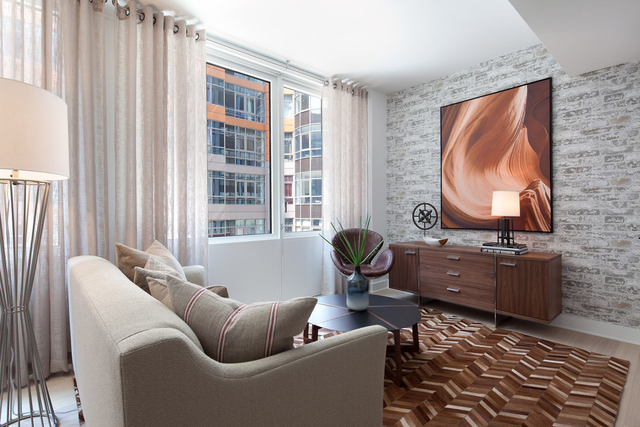 Studio, Hunters Point Rental in NYC for $2,848 - Photo 2