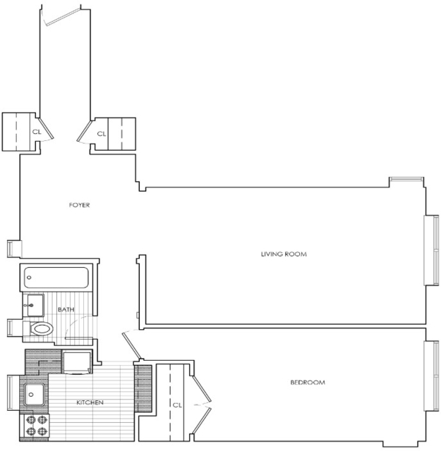 1 Bedroom, Upper East Side Rental in NYC for $3,987 - Photo 2