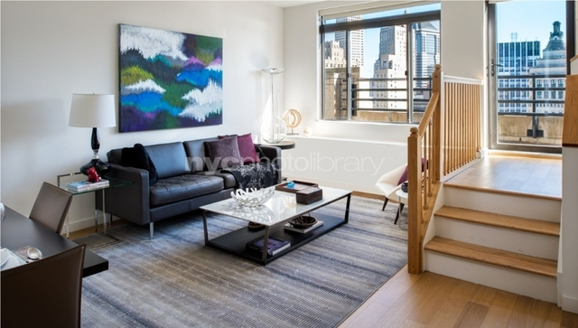 1 Bedroom, Financial District Rental in NYC for $6,350 - Photo 2