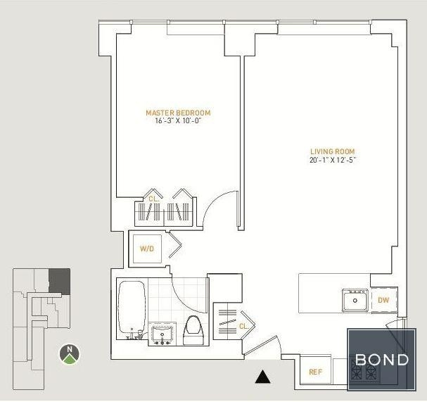 1 Bedroom, Manhattan Valley Rental in NYC for $3,875 - Photo 2